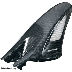 Radabdeckung Raceline F 800 R 09- Carbon-Look