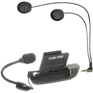Audiokit für Cardo G9-G9X Kabel und Schwanenhalsmikrofon Motorrad