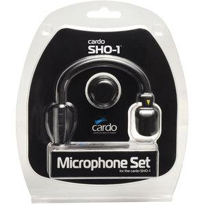 Cardo SHO-1- SMARTPACK-PACKTALK und FREECOM Mikrofonset Motorrad