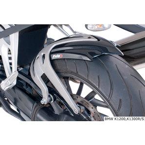 HINTERRAD-ABDECKUNGEN PUIG- SCHWARZ ODER CARBON Puig Motorrad