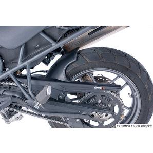 Puig Hinterradabdeckung- schwarz Klappbar- windschnittig Motorrad