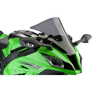 Bodystyle Racingscheibe Stark getönt- mit ABE Motorrad