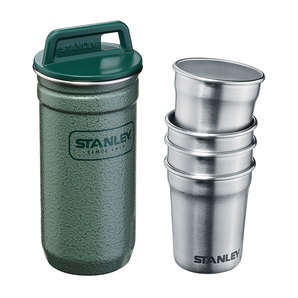 LOT DE 5 TASSES STANLEY