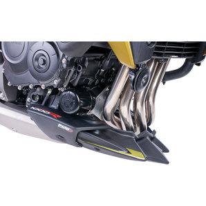 Puig Bugspoiler mit ABE matt-schwarz Motorrad