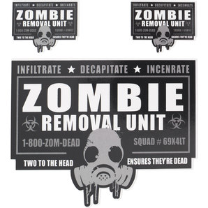 ZOMBIE REMOVAL UNIT