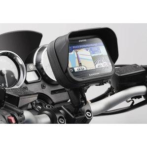 Universal GPS-Kit inklusive Navi Bag M SW-Motech Motorrad