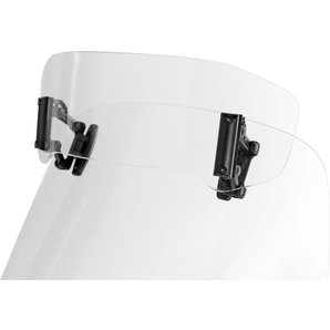 MRA Vario Spoiler Aufsatz VSA-A klar oder leichtgetönt Motorrad