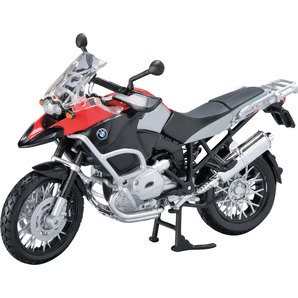 BMW R 1200 GS  RED/BLACK