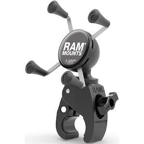 RAM Mounts Tough-Claw mit X-Grip für Smartphones Motorrad