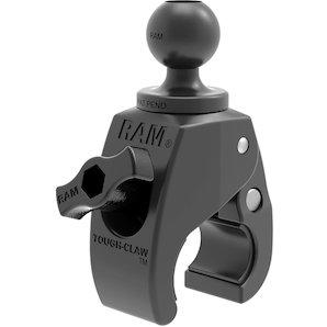 RAM Mounts Tough-Claw mit B-Kugel Motorrad