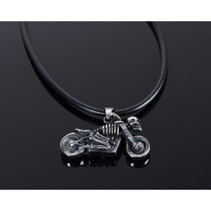 "Necklace ""Bike Skull"""