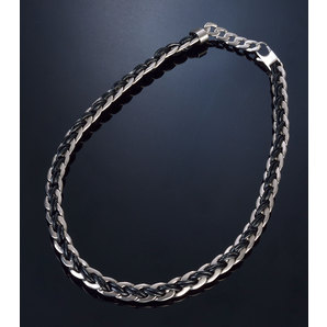 COLLIER *LEATHER&STEEL*