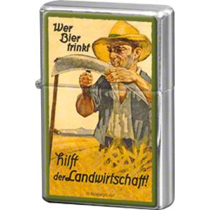 Sturmfeuerzeug Wer Bier