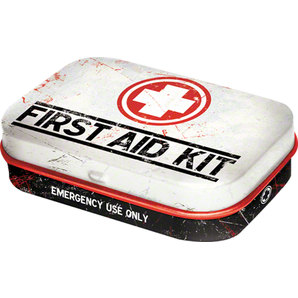 Pillendose First Aid Kit