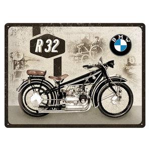 Blechschild BMW R32