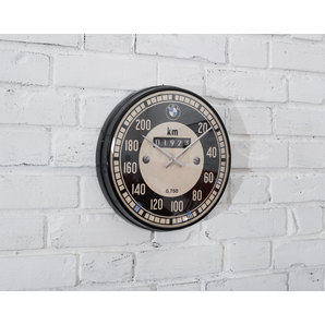 Acheter Horloge Murale Bmw Tacho Diametre 31cm Louis Motos Et