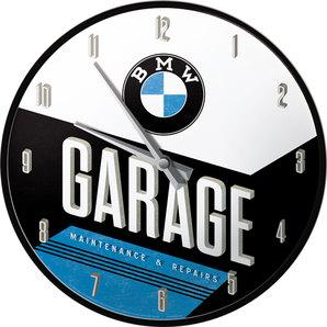 Garage Wanduhr
