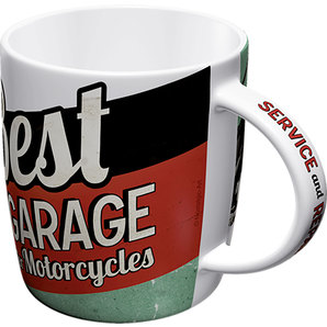 TASSE  *BEST GARAGE*