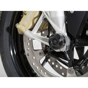 SW-Motech Gabel-Sturzpad-Kit schwarz- Paar Motorrad