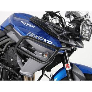 Tank- und Motorschutzbügel Hepco und Becker Motorrad