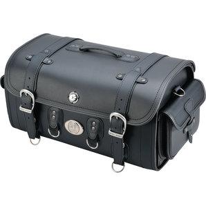 Hepco und Becker Handbag Buffalo Custom mit Nieten Motorrad