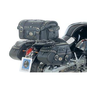 Buy hepco becker handbag buffalo custom with rivets for Becker payment plan