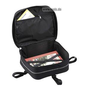 acheter sacoche de porte bagages moto detail noire louis motos et loisirs. Black Bedroom Furniture Sets. Home Design Ideas