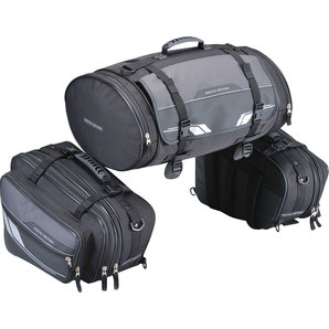 Moto-Detail Gepäcksystem- universal moto-detail Motorrad