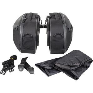 hepco becker street softtaschen f r c bow kaufen louis. Black Bedroom Furniture Sets. Home Design Ideas