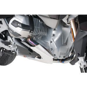 Puig Krümmer- Auspuffschutz für BMW R 1200 RT- Aluminium- links + rechts Motorrad