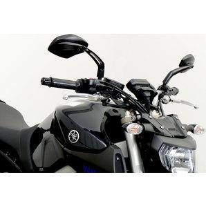 Magazi universalspiegel schwarz kaufen louis motorrad for Spiegel magazi