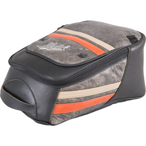 HELD MAGNET TANK BAG LEA-