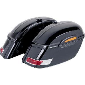 Hartschalenkoffer Set Touring Custom Acces Motorrad