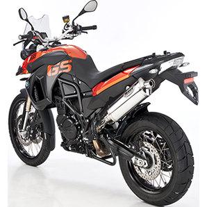 HURRIC RAC1 Endschalldämpfer Hurric Motorrad