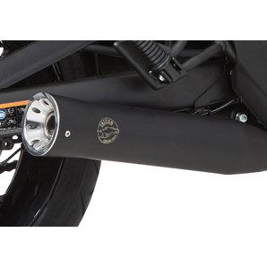 Falcon Motorrad Auspuffanlage 2-2 Vl1500 Intruder -04 Eg-Be