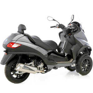 Buy LeoVince Granturismo Scooter Exhaust stainless steal | Louis