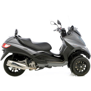 Buy LeoVince Granturismo Scooter Exhaust stainless steal