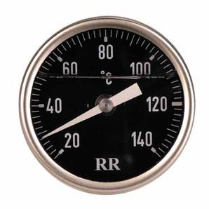 RR OIL-TEMPERATURE GAUGE