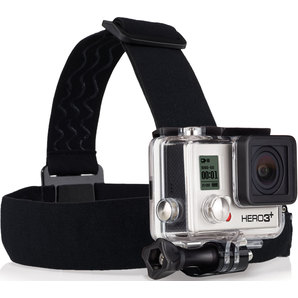 GOPRO HERO HEADSTRAP AND