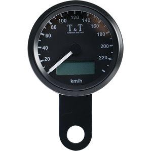 Tumbleton and Twist T&t Tachometer 48 mm