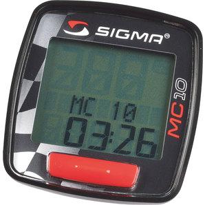 Sigma MC 10 Digitaltacho bis 399 km-h Motorrad