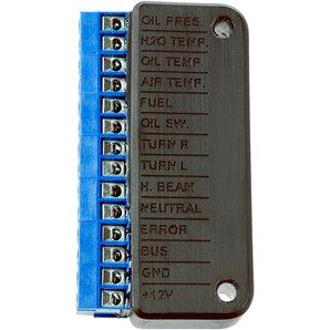 motogadget Anschluss-Box B für Kontrolllampen und Temperatur Motorrad