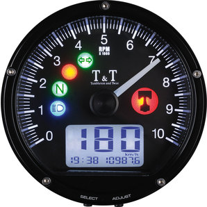 Buy T Amp T Multifunction Instrument Louis Motorcycle Amp Leisure