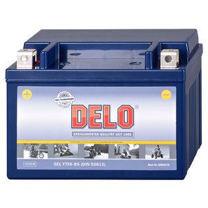 DELO Gel Batterie- befüllt Delo Motorrad