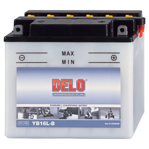 DELO Standard Batterie Delo Motorrad