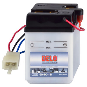 Batterie 6N4A-4D 6V/4Ah