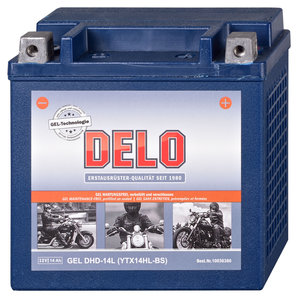 Gel HD Batterie