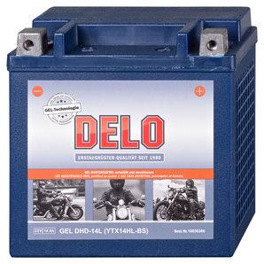 DELO Gel HD Batterie Delo Motorrad