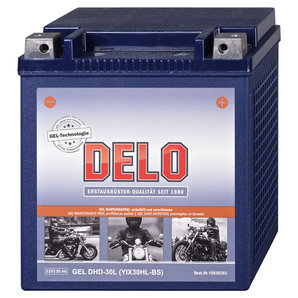 DELO HD GEL BATTERY