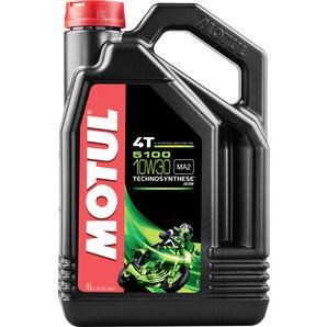 Buy Motul 5100 4T Engine Oil SAE 10W-30 | Louis Motorcycle & Leisure
